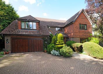 Thumbnail 5 bed detached house to rent in Hibberts Way, Gerrards Cross