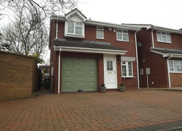 Thumbnail 4 bed detached house for sale in Horsecroft Gardens, Barrs Court, Bristol