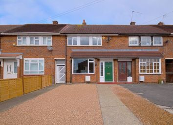 Thumbnail 3 bed terraced house for sale in Trelawney Avenue, Langley, Slough