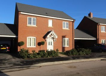 Thumbnail 4 bed detached house to rent in Thorntree Road, Brailsford, Brailsford