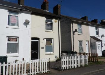 Thumbnail 2 bed end terrace house for sale in Whitfeld Road, Ashford, Kent