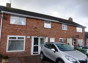 Thumbnail 3 bed terraced house for sale in Aylesby Close, Lincoln