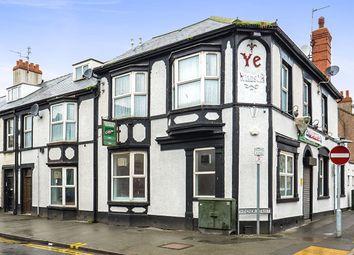Thumbnail 9 bed property for sale in Kinmel Street, Rhyl