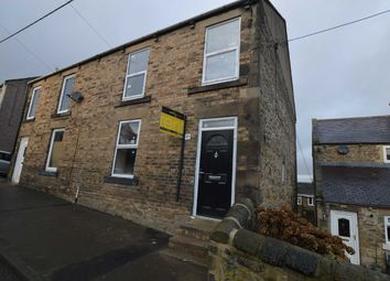 Thumbnail 2 bed end terrace house to rent in Locomotive Court, South Road, Prudhoe