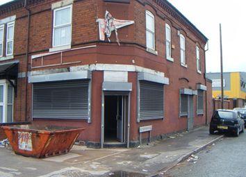 Thumbnail Commercial property to let in Golden Hillock Road, Sparkbrook, Birmingham