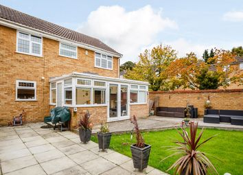 Thumbnail 4 bed detached house for sale in Tennyson Avenue, Dunstable, Central Bedfordshire