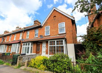 Thumbnail 4 bed end terrace house for sale in Willow Street, London