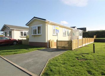 Thumbnail 2 bed mobile/park home for sale in Middletown Residential Park, Middletown Residential Park, Welshpool