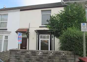 Thumbnail 3 bed terraced house for sale in Hanover Street, Swansea, City And County Of Swansea.