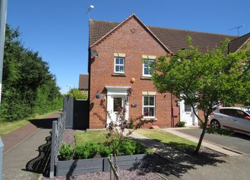 Thumbnail 3 bed end terrace house for sale in Price Close West, Chase Meadow Square, Warwick