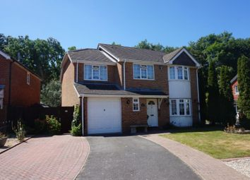 Thumbnail 6 bed detached house for sale in Hoppers Way, Ashford