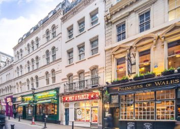 Thumbnail 1 bed flat for sale in Villiers Street, Charing Cross