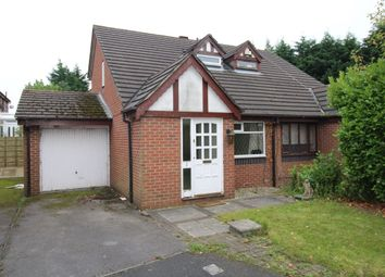 Thumbnail 2 bed semi-detached house to rent in White Lady Close, Worsley, Manchester