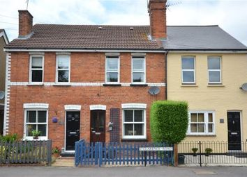 Thumbnail 2 bed terraced house for sale in Clarence Road, Fleet, Hampshire