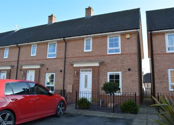 Thumbnail 3 bed town house for sale in Breconshire Gardens, Nottingham