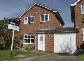 Thumbnail 3 bedroom detached house for sale in Midhaven Rise, Kewstoke, Weston-Super-Mare