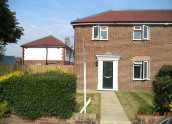 Thumbnail 3 bed semi-detached house to rent in 41 The Hydneye, Hampden Park, Eastbourne