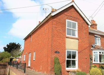 Thumbnail 3 bed detached house for sale in High Street, Shirrell Heath, Southampton