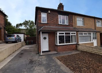 Thumbnail 3 bed semi-detached house for sale in Ryedale Avenue, Leeds, West Yorkshire