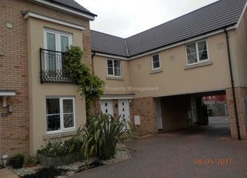 Thumbnail 2 bed flat to rent in Buttercup Avenue, Eynesbury, St. Neots
