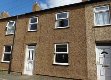 Thumbnail 3 bed terraced house for sale in Greenfield Street, Rhyl
