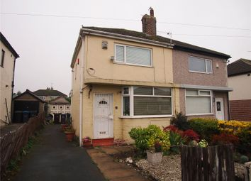 Thumbnail 2 bed semi-detached house for sale in Laverton Road, Bradford, West Yorkshire