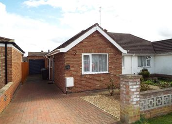 Thumbnail 2 bed bungalow for sale in Oak Close, Irchester, Northamptonshire
