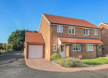 Thumbnail 3 bed semi-detached house for sale in Oak Place, Stoke Mandeville, Aylesbury