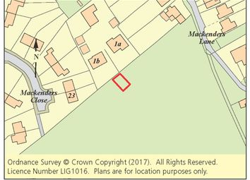 Thumbnail Property for sale in Land No.14 Mackenders Lane, Eccles, Aylesford, Kent