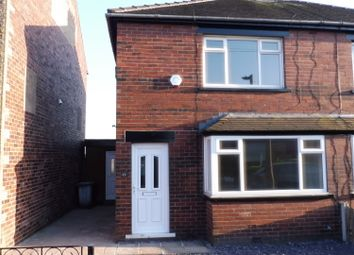 Thumbnail 2 bed semi-detached house for sale in Howard Street, Darfield