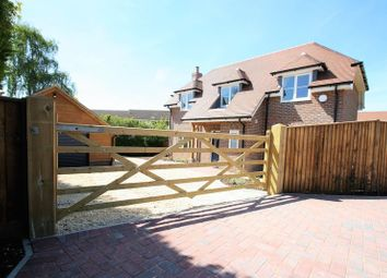 Thumbnail 4 bed detached house for sale in Chapel Road, Swanmore, Southampton