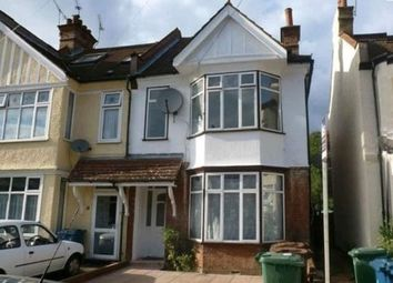 Thumbnail 4 bed semi-detached house to rent in Wellesley Road, Harrow-On-The-Hill, Harrow