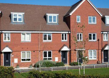 Stevens Walk, Langley Park, Maidstone ME17. 3 bed terraced house