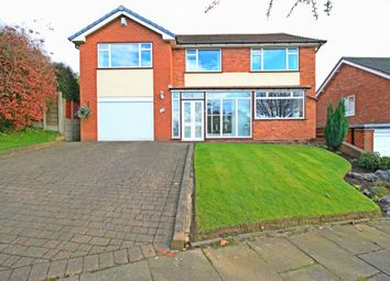 Thumbnail 5 bedroom detached house for sale in Treen Road, Astley, Tyldesley, Manchester
