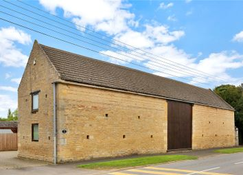 Thumbnail 5 bedroom barn conversion for sale in King Street, West Deeping, Peterborough