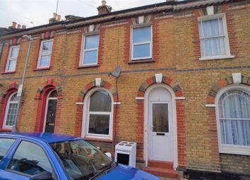 Thumbnail 3 bedroom terraced house to rent in Berkley Road, Gravesend, Kent