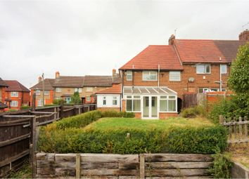 Thumbnail 3 bed end terrace house for sale in Nursery Lane, Kingsthorpe, Northampton