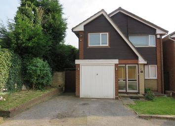 Thumbnail 3 bed detached house for sale in Redruth Close, Walsall