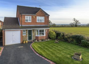 Thumbnail 4 bed detached house for sale in Hudson Way, Cheswardine, Market Drayton, Shropshire