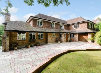 Thumbnail 4 bed detached house for sale in Vineyards Road, Northaw, Potters Bar