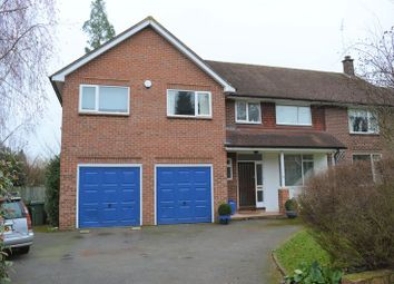 Thumbnail 6 bed detached house to rent in Woodfields, Chipstead, Sevenoaks