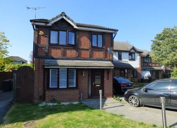 Thumbnail 3 bed detached house to rent in Elgar Drive, Long Eaton