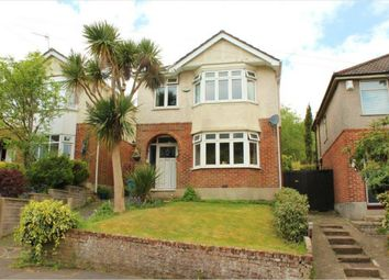 Thumbnail 3 bed detached house for sale in Gordon Road South, Poole