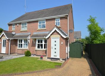 Thumbnail 3 bed semi-detached house to rent in Castle Orchard, Milford Road, Duffield, Belper