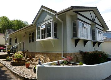 Thumbnail 2 bed mobile/park home for sale in Valley View Park, Bodmin