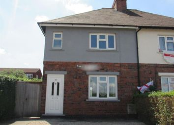Thumbnail 3 bed semi-detached house to rent in Overwoods Road, Hockley, Tamworth