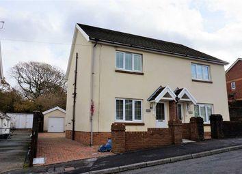 Thumbnail 2 bed semi-detached house to rent in Ty Isha House, Ty Isha Road, Tumble, Llanelli