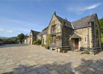 Thumbnail 6 bed detached house for sale in Crowtrees Road, Slaithwaite, Huddersfield, West Yorkshire