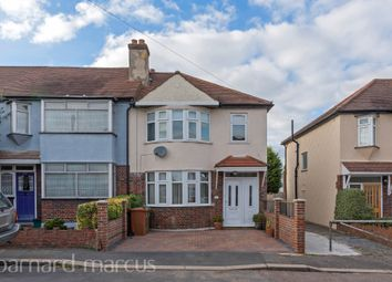 Thumbnail 3 bed end terrace house for sale in Hillfield Avenue, Morden