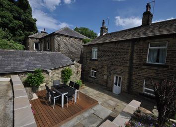Thumbnail 2 bedroom terraced house for sale in Mulberry Cottage, 2 Ryburn Terrace, Bar Lane, Ripponden